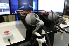 Haptically Enabled Robotic Assisted Surgical System (HeroSurg)