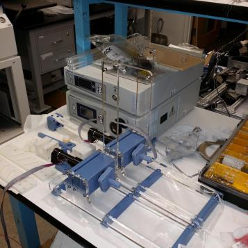 Actuation Modules for Instrument Calibration