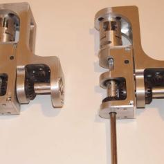 Modular 2-DOF Force Feedback Enabled Laparoscopic Instrument