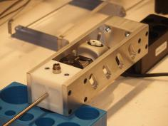 Laparoscope Holder for Robotic Assisted Surgical System (HeroSurg)