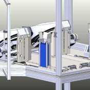Automated Ammunition Packaging Machine