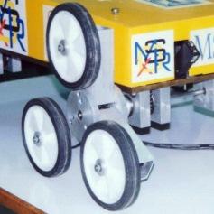Stair Climber Smart Mobile Robot (MSRox)