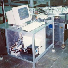 Automatic Pharmaceutical Packaging System