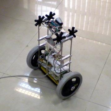 Wheeled Inverted Pendulum Robot (πBot)