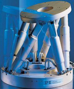6-RRCRR Parallel Manipulator