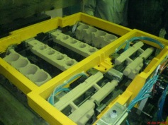 Water-Jackets and Slabs Gripper